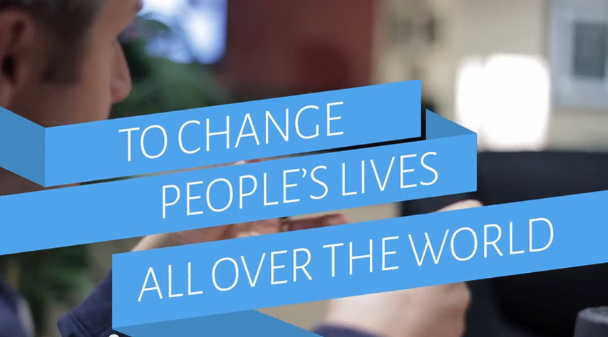 To Change People's Lives Around The World