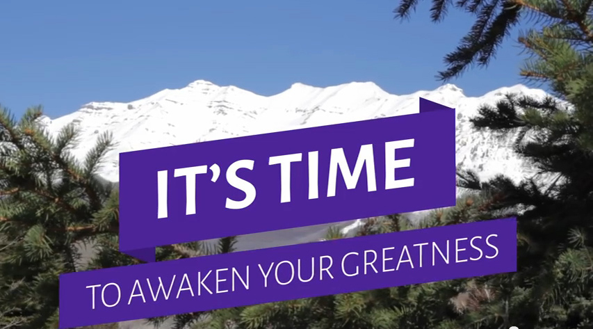 It's Time To Awaken Your Greatness